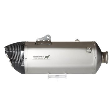 KTM 1290 Super Adventure full Titanium muffler